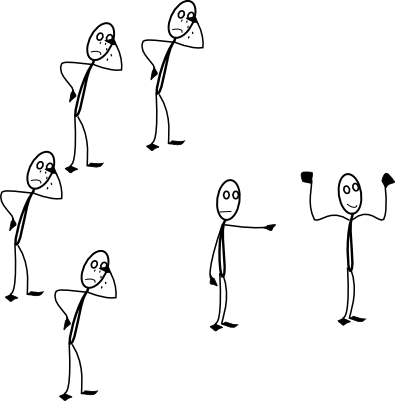 Psychological selection model